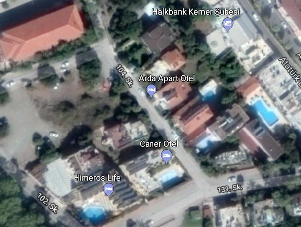TURKEY-HOTEL SITE
