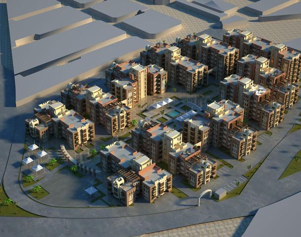 Mahestan Residential Complex
