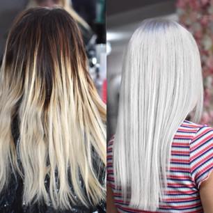 Colour Correction Platinium Blonde