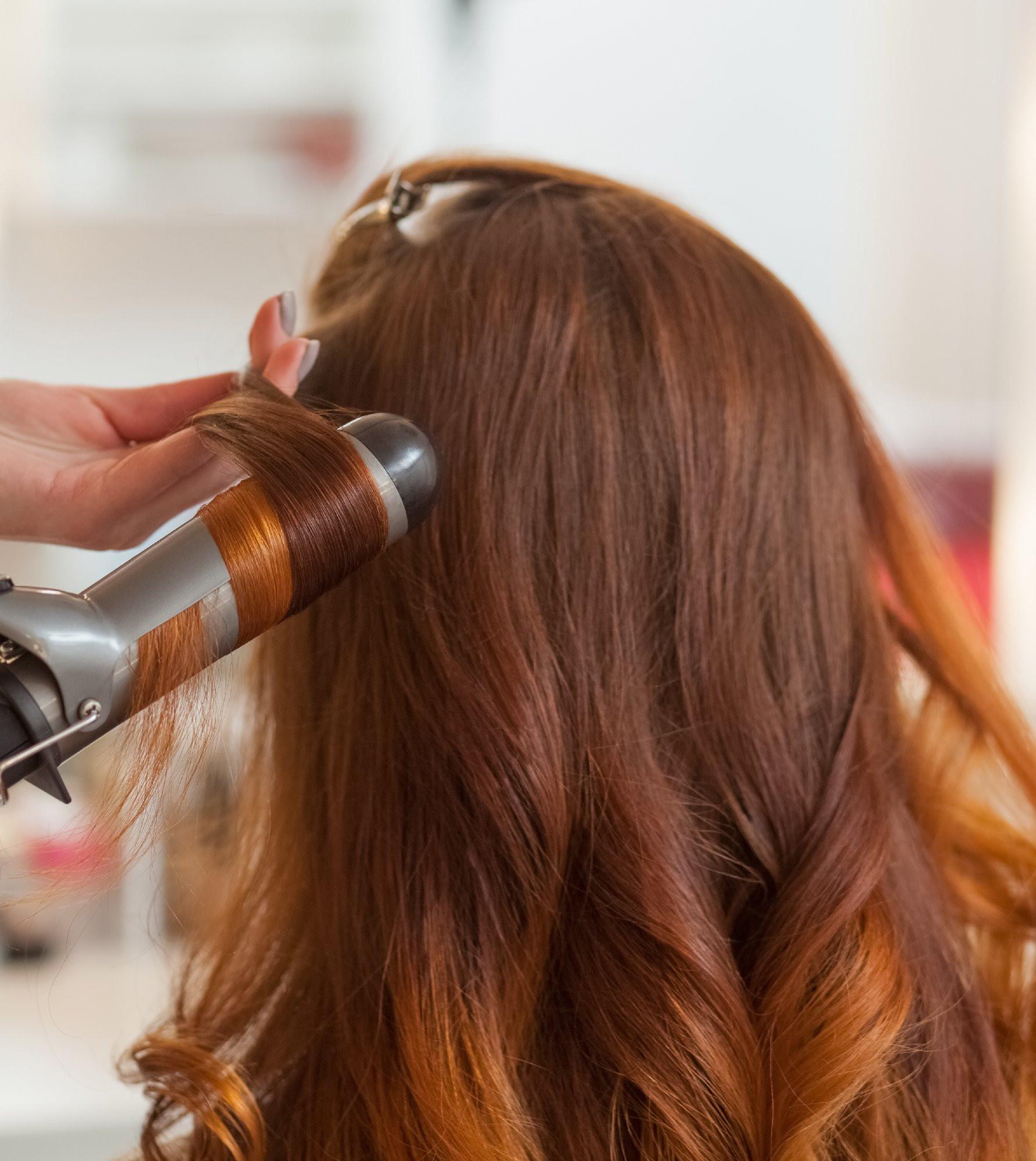 CURLS/WAVES/DRY HAIR