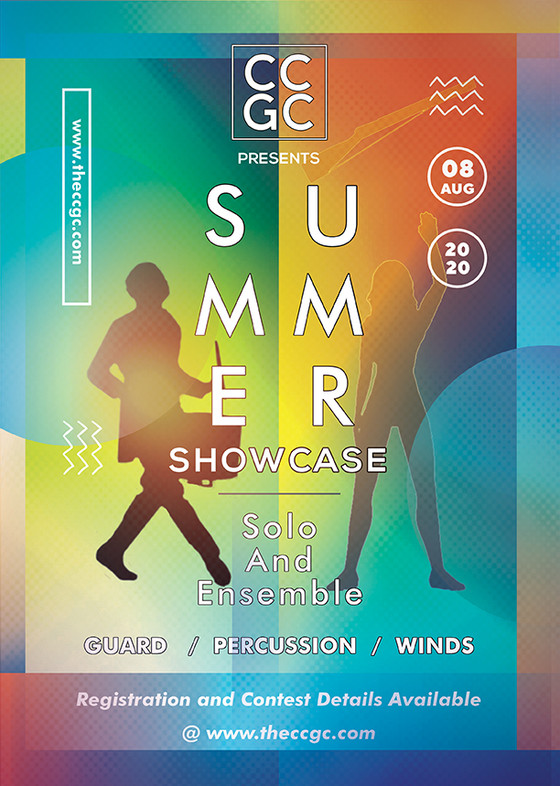 CCGC 2020 Summer Showcase Is Coming!