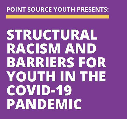 Structural Racism In the COVID Pandemic.