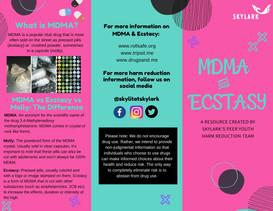 MDMA & Ecstasy