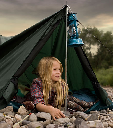Camping in Dasburg