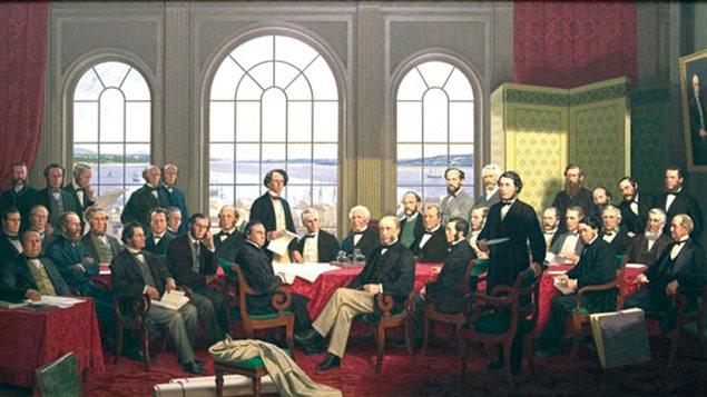 Các nhà lập quốc người Pháp và Anh