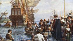 Người châu Âu đưa dân qua Bắc Mỹ
