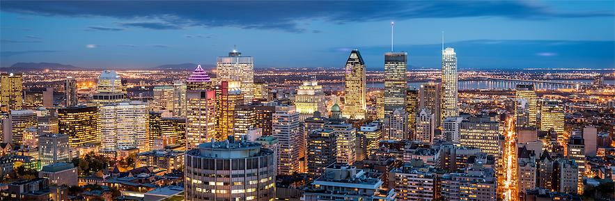 Downtown Montreal - Centre ville Montréal
