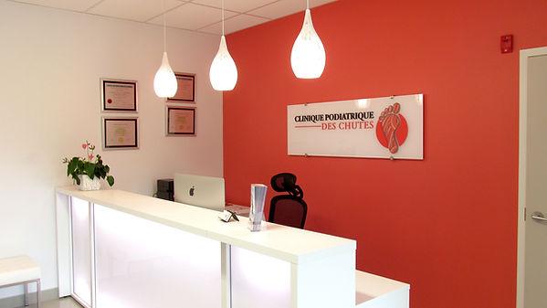 Clinique Podiatrique des Chutes