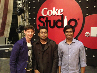 Coke Studio - Season 3 with A.R. Rahman