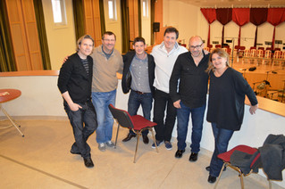 """The Legend of Hercules"" Recording Session - Budapest, Hungary"