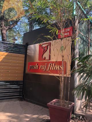 Rehearsal & Recording @ Yash Raj Studios Mumbai