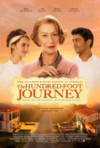 "Score completion of ""The Hundred Foot Journey"""