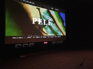 """Pele"" Final Dubbing Session"