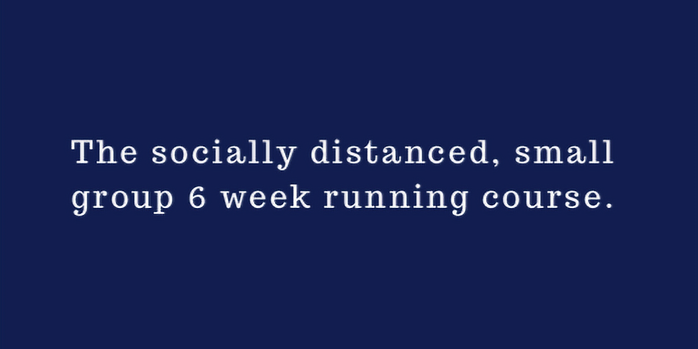 The Return To Running Course