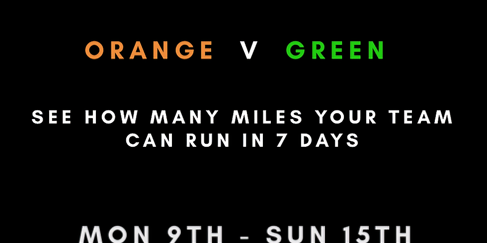 Combined Milage Challenge