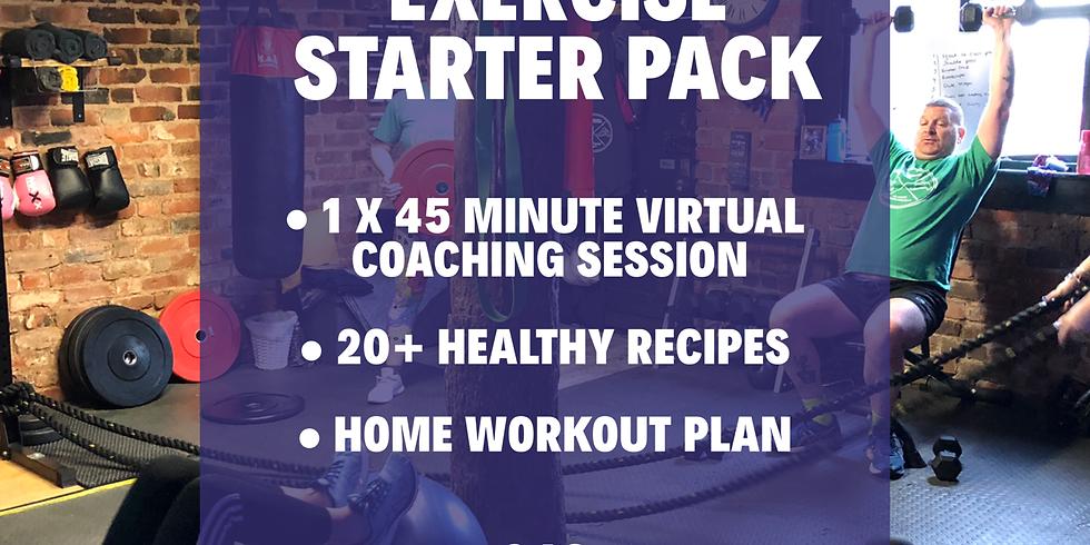 Exercise Starter Pack