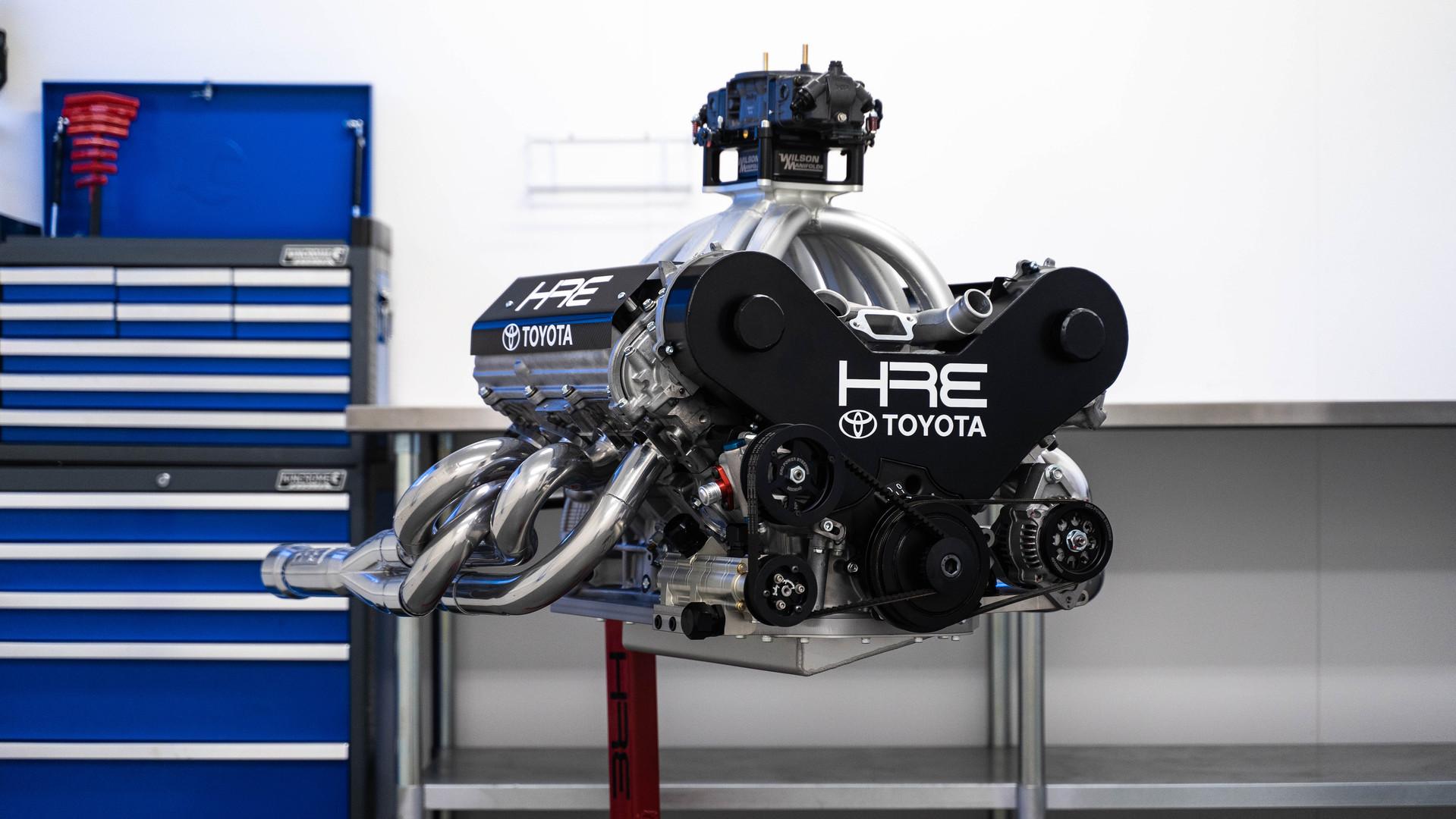 V8 builds