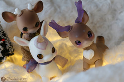 Cocoriang Christmas, Tsukai, Arthur & Shika