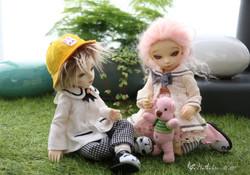 Toya & Akatsuki
