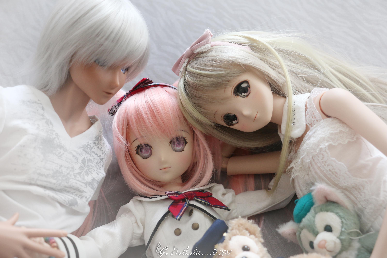 Kaito, Yuki & Akiko