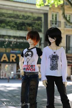 Tero & Asato (@ Kheree)
