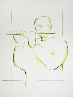 Flûte traversière