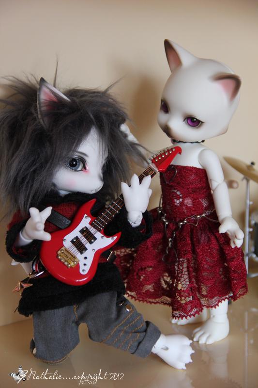 Kisuke & Yuki Chan