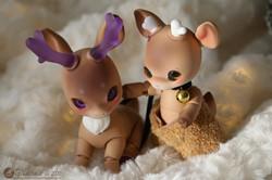 Cocoriang Christmas, Shika & Tsukai