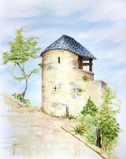 Un petit coin d'Aveyron 30F