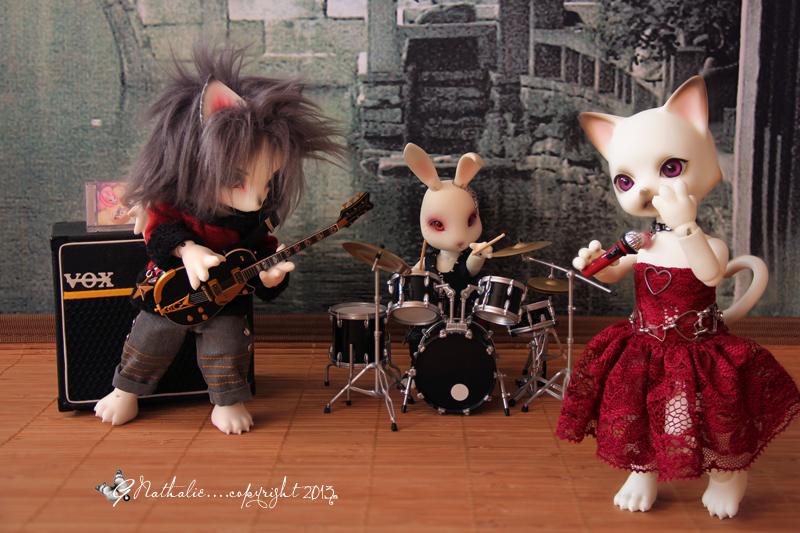 Kisuke, DokiDoki & Yuki Chan