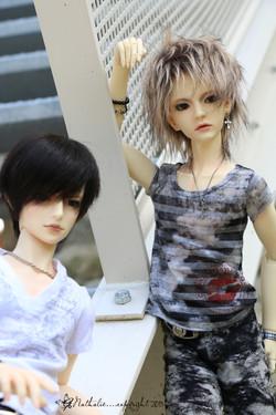 Jui & Kiyoshi