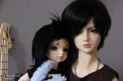Kiyoshi & Momiji