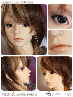 make-up Migidoll Owen
