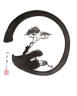 Ensō - shizen