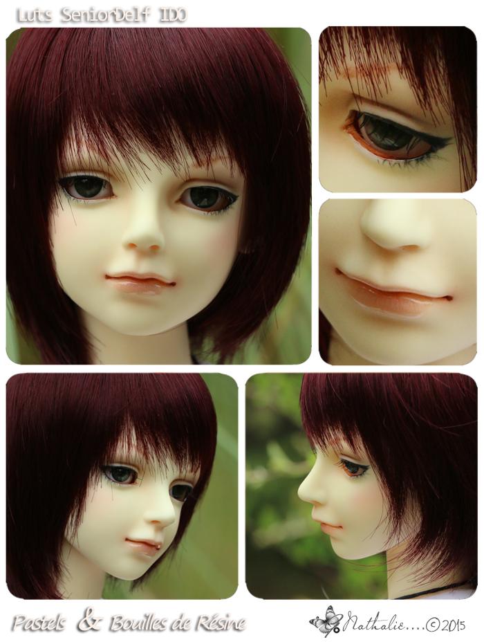 make-up Luts SeniorDelf Ido