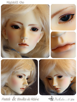 Make-up Migidoll Cho