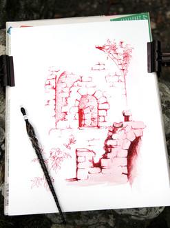 Ruines de Majolan
