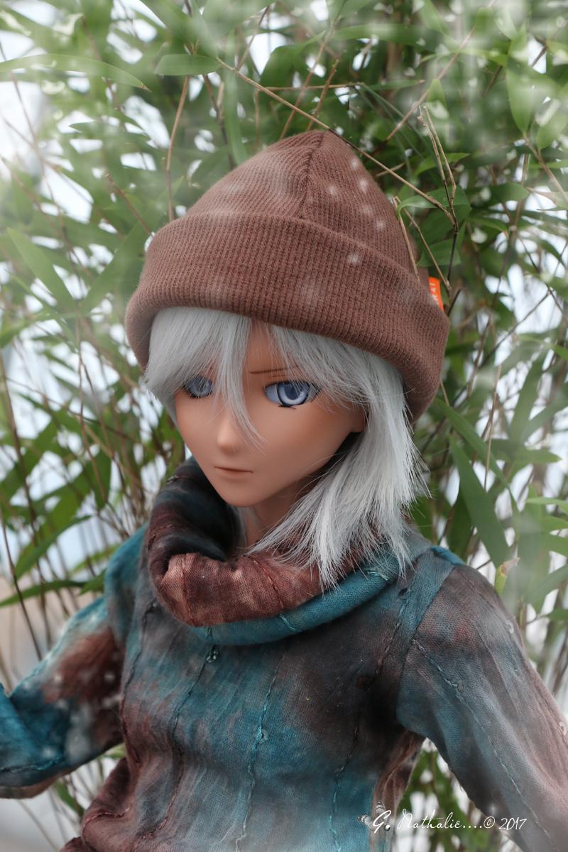 Kaito Gibson janvier 2017