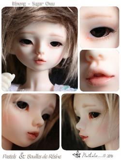 makeup Bimong Sugar Chuu