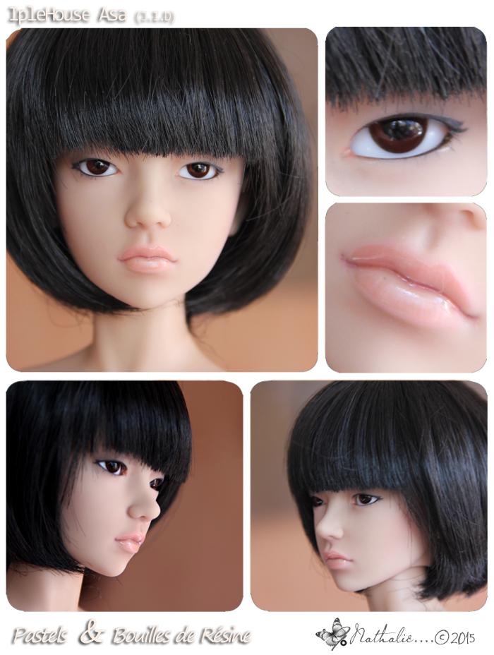 make-up IpleHouse Asa