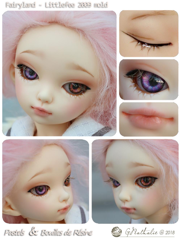 Make-up Fairyland Littlefee Shiwoo