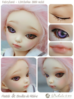 Make-up Fairyland Littlefee Shiwoo