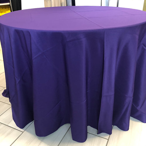 "Purple Polyester 120"""