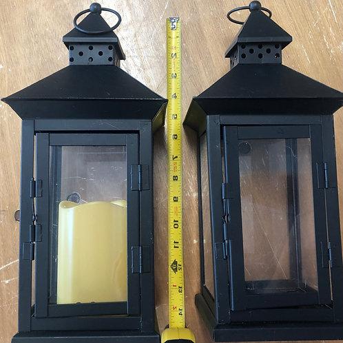 Black lantern w/ NO candle