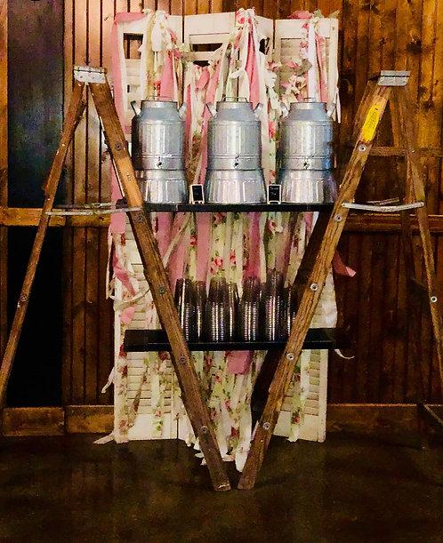 Antique Wood Ladders
