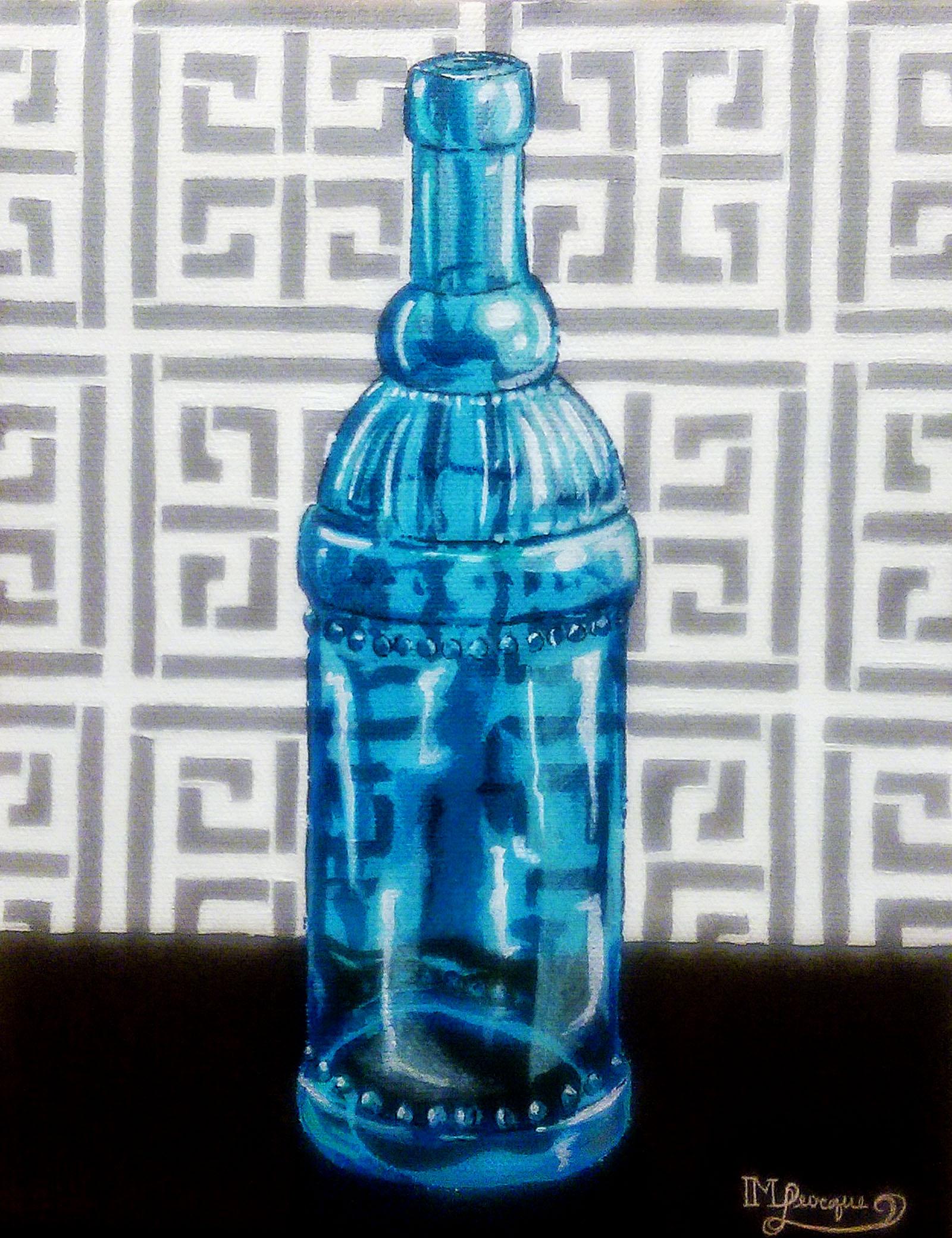 Bottle Study 3