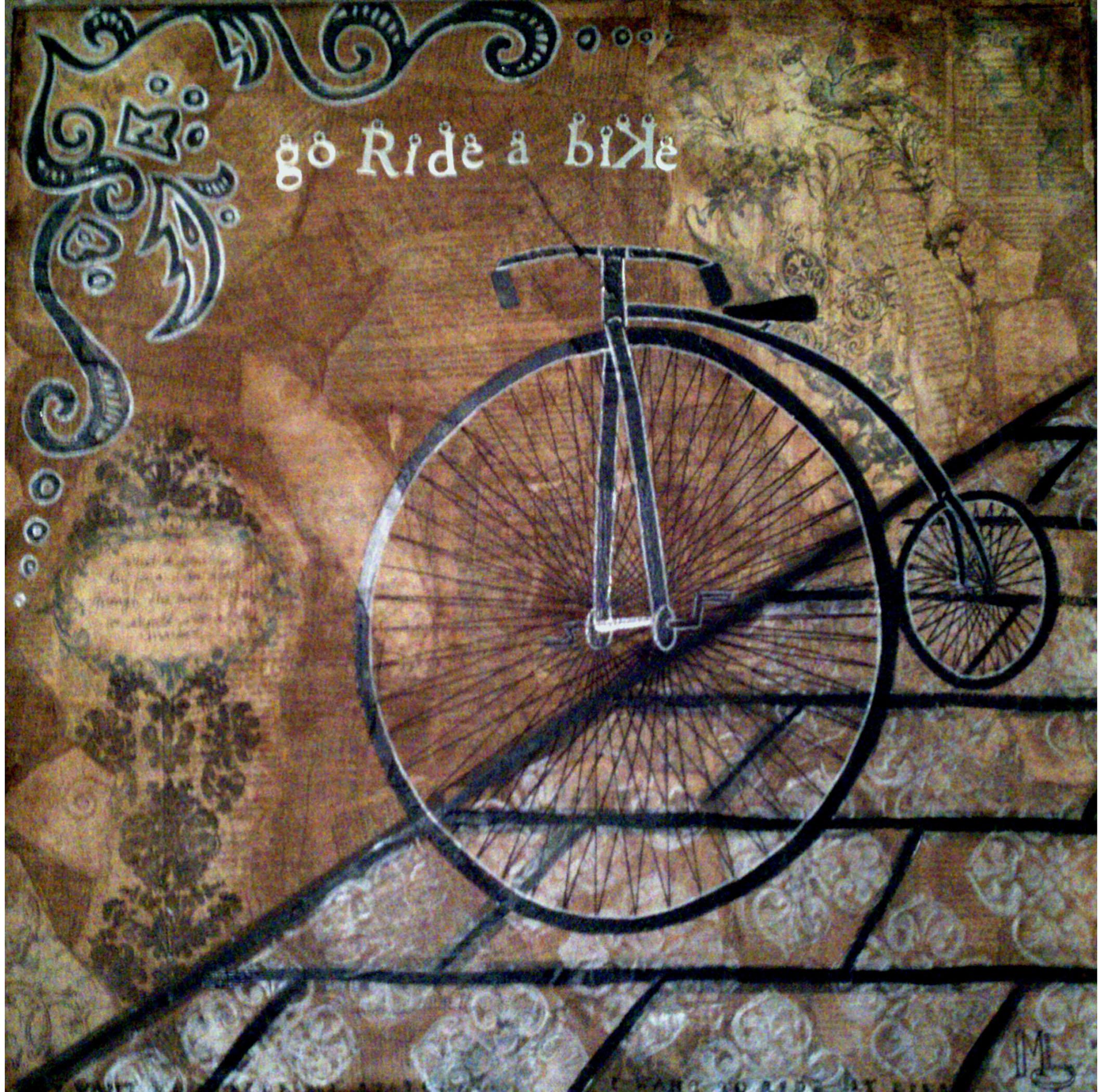 Go Ride A Bike