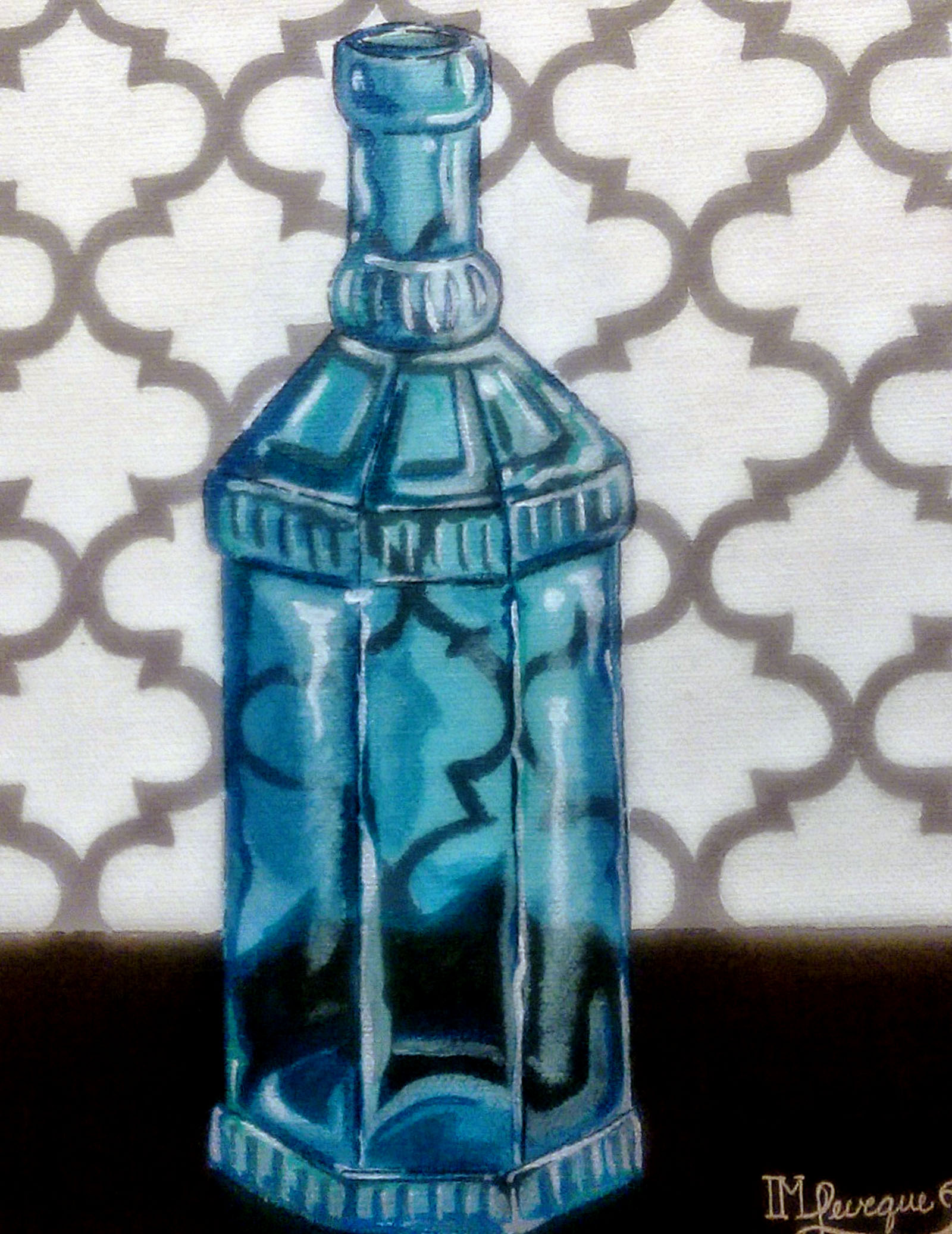 Bottle Study 1