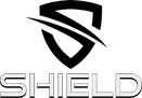SHIELD LOGO MK I - Black and White (tran