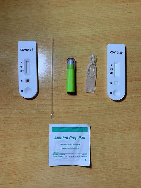 Partners Covid Rapid Test Kit